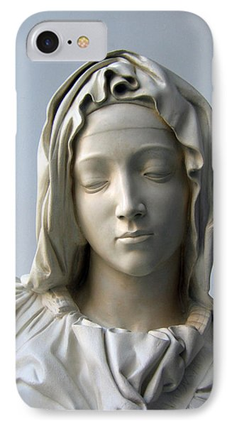 Mary IPhone Case by Suhas Tavkar