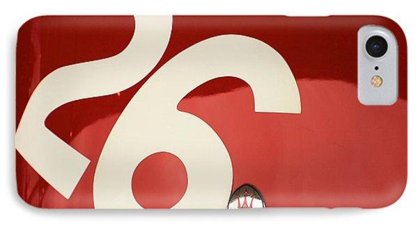 Maserati 250 F  IPhone Case by Robert Phelan