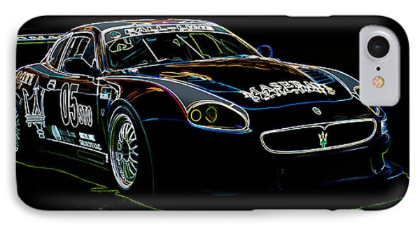 Maserati IPhone Case