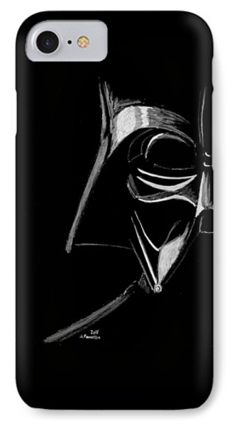 Masked Empire Phone Case by Kayleigh Semeniuk