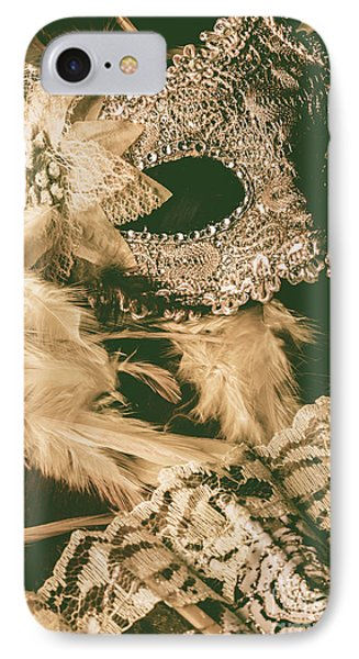Masking A Playwright IPhone Case by Jorgo Photography - Wall Art Gallery