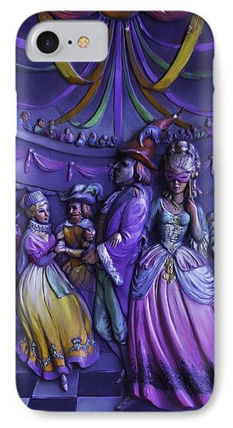 Masquerade Ball Mari Gras IPhone Case