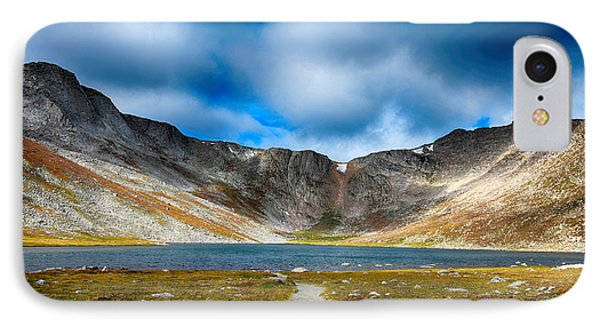 Massif Chicago Peaks Of Mount Evans 2 IPhone Case by Angelina Vick