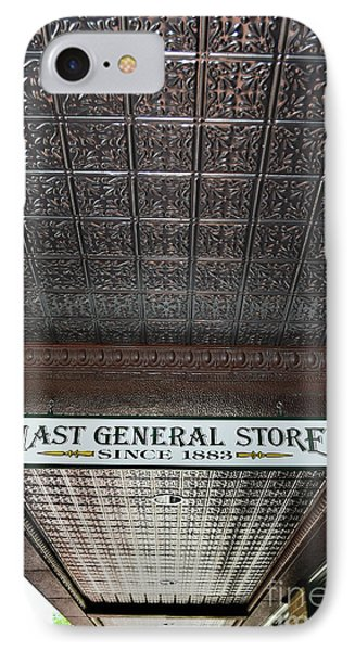 IPhone Case featuring the photograph Mast General Store II by Skip Willits