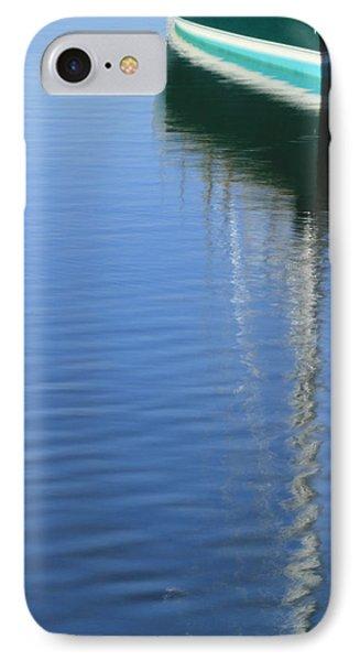 Mast Reflections Phone Case by Karol Livote