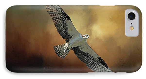 IPhone Case featuring the photograph Master Fisher 2 by Donna Kennedy