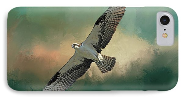 IPhone Case featuring the photograph Master Fisher by Donna Kennedy