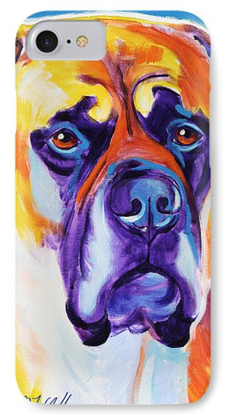 Mastiff Mercedes Painting By Alicia Vannoy Call