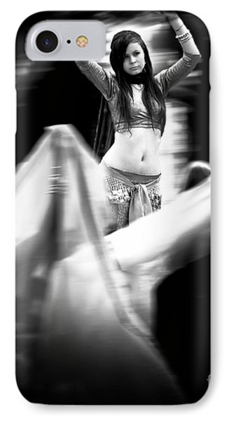 Mata Hari IPhone Case by Bob Orsillo