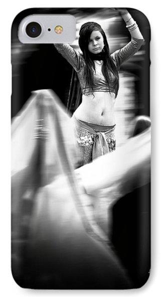 Mata Hari IPhone Case