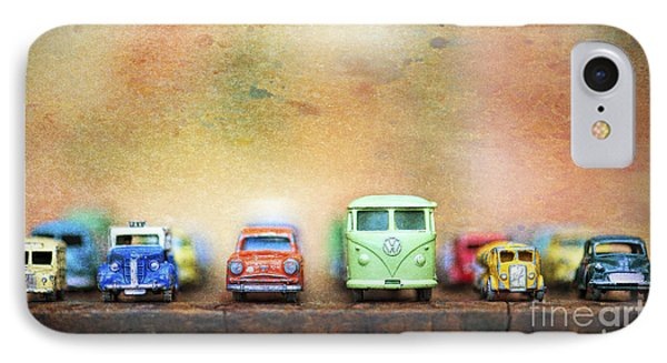 Matchbox Toys IPhone Case by Tim Gainey