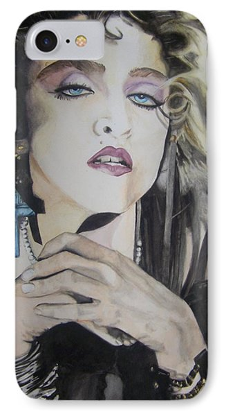 Material Girl Phone Case by Lance Gebhardt