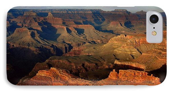 Mather Point - Grand Canyon IPhone Case by Stephen  Vecchiotti