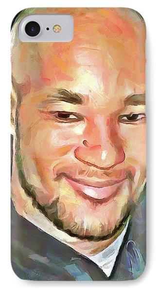 Matheu Flament IPhone Case