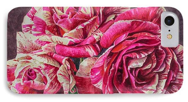 Matisse Roses 2 IPhone Case by Fiona Craig