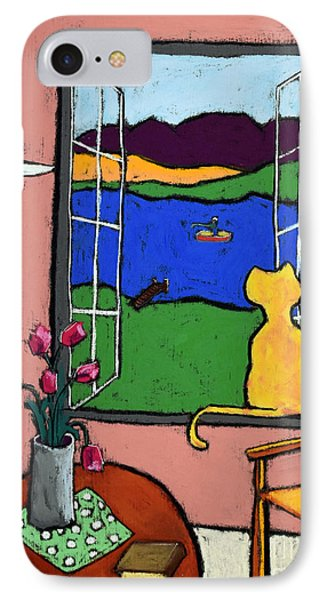 Matisse's Cat IPhone Case by David Hinds