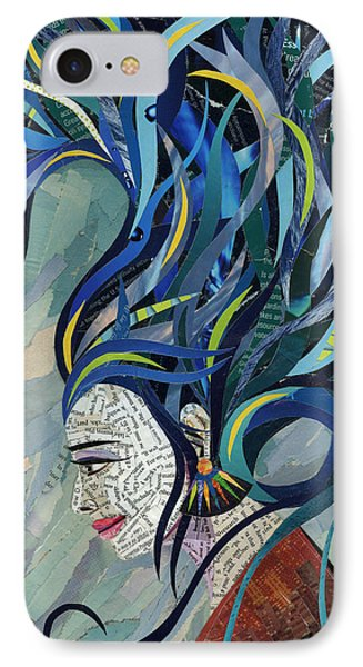 Matriarch IPhone Case by Shawna Rowe