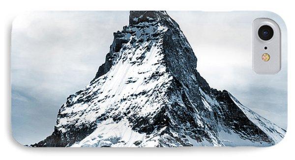 Matterhorn IPhone Case by Design Turnpike