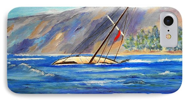 Maui Boat IPhone Case