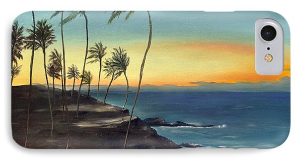 IPhone Case featuring the painting Maui by Carol Sweetwood