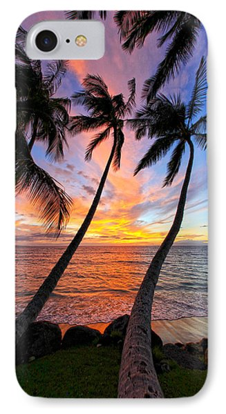 Maui Magic IPhone Case by James Roemmling