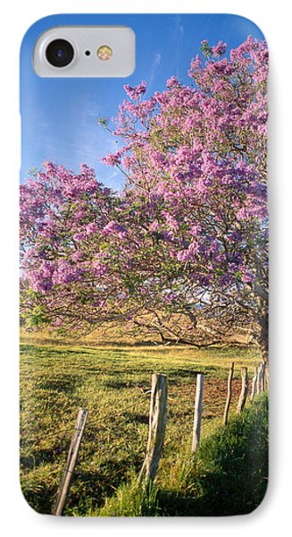 Maui Upcountry IPhone Case by Dana Edmunds - Printscapes