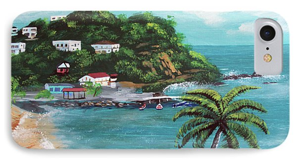 Maunabo Puerto Rico Phone Case by Luis F Rodriguez