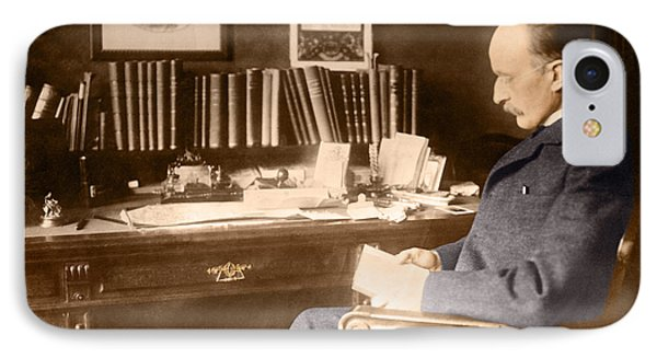 Max Planck, German Physicist Phone Case by Science Source