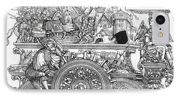 Maximilian I 1459-1519 Phone Case by Granger
