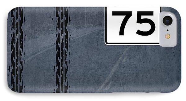 Maximum Speed 75 IPhone Case