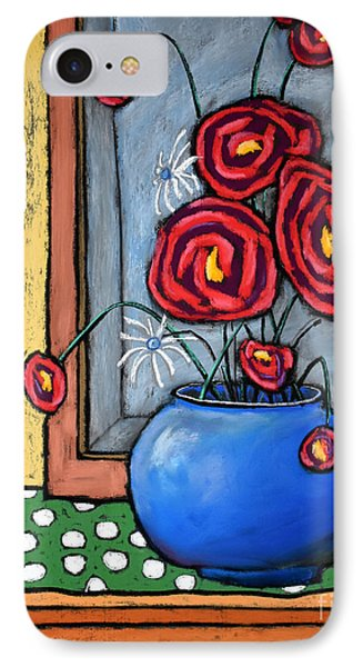 May Flowers IPhone Case by David Hinds