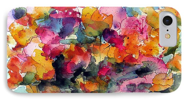 May Flowers Phone Case by Anne Duke