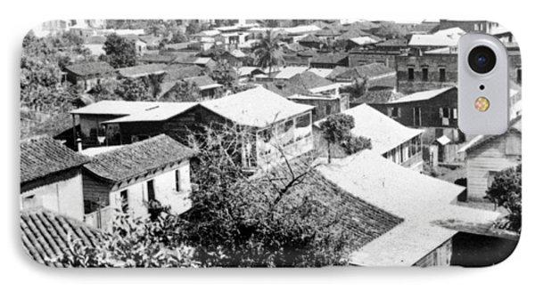 Mayaguez - Puerto Rico - C 1900 IPhone Case by International  Images