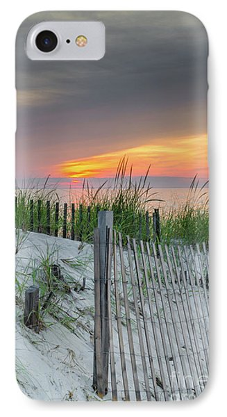 IPhone Case featuring the photograph Mayflower Beach by Mike Ste Marie