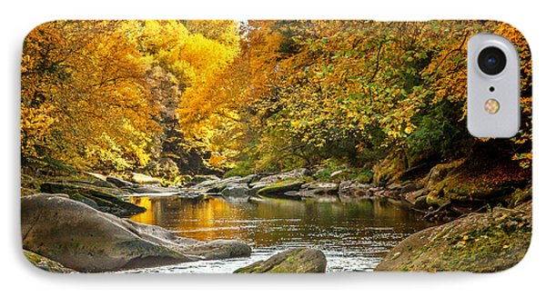 Mcconnell's Mill State Park IPhone Case by Skip Tribby