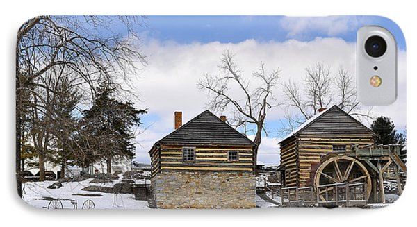 Mccormick Farm 1 Phone Case by Todd Hostetter