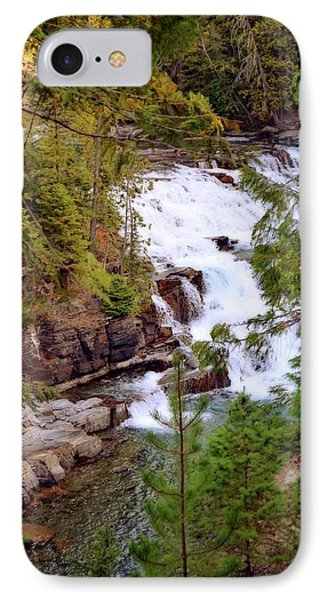 Mcdonald Creek 4 IPhone Case by Marty Koch