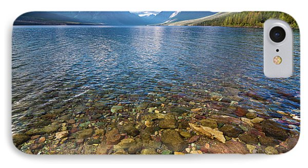 Mcdonald Lake Colors IPhone Case by Greg Nyquist