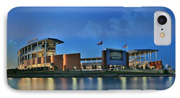 Mclane Stadium -- Baylor University IPhone Case by Stephen Stookey