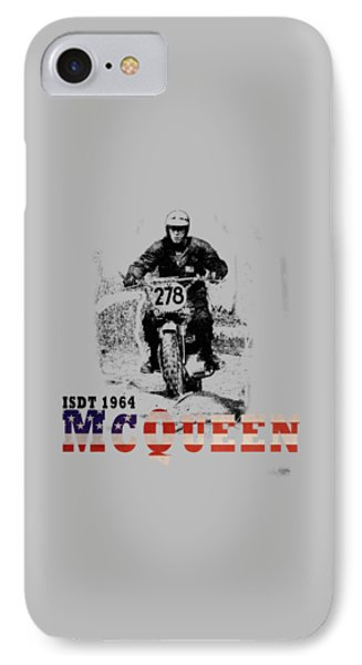 Mcqueen Isdt 1964 IPhone Case
