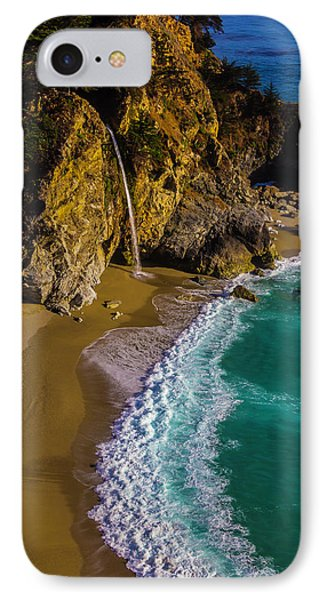 Mcway Cove Beach IPhone Case