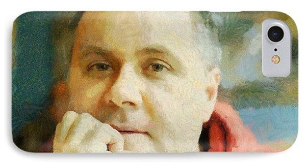 Me Phone Case by Jeff Kolker