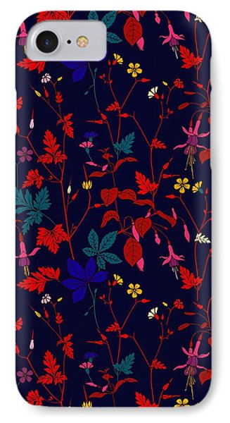 Meadow Field IPhone Case by Sholto Drumlanrig