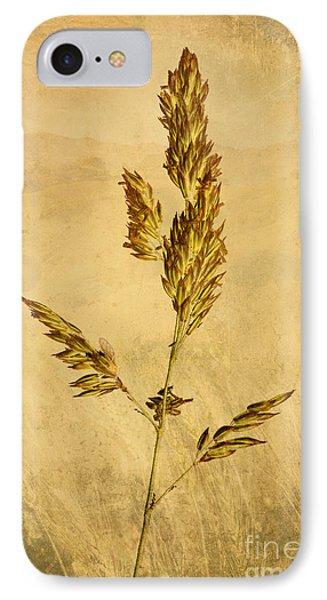 Meadow Grass Phone Case by John Edwards