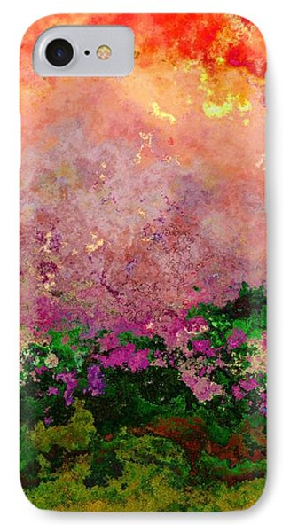 Meadow Morning IPhone Case by Wendy J St Christopher