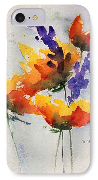 Meadow Muse IPhone Case by Anne Duke