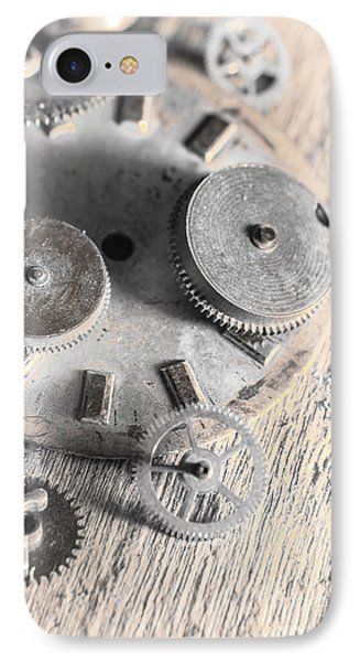 Mechanical Art IPhone Case by Jorgo Photography - Wall Art Gallery