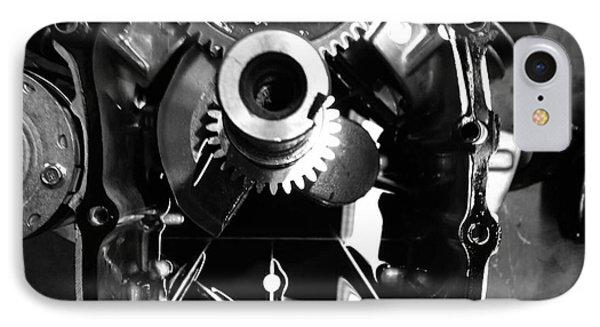 Mechanical Energy IPhone Case