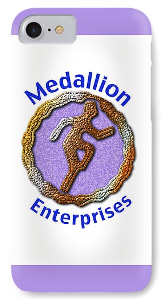 Medallion Enterprises IPhone Case