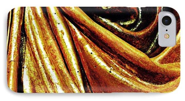 Medieval Folds   Phone Case by Sarah Loft